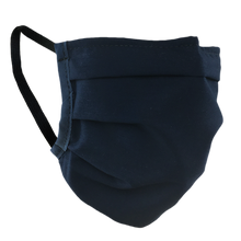 Load image into Gallery viewer, Navy Blue - Surgical Style Face Mask