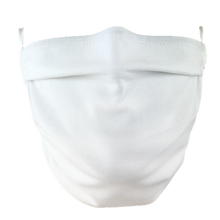 Load image into Gallery viewer, White - Surgical Style Face Mask