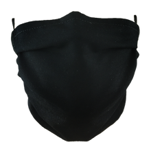 Load image into Gallery viewer, Black - Surgical Style Face Mask