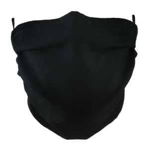 Black - Surgical Style Face Mask