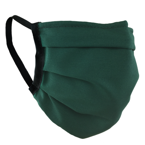 Hunter Green - Washable & Reusable Surgical Style Face Masks