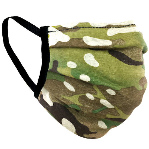 Multicam - Washable & Reusable Surgical Style Face Masks