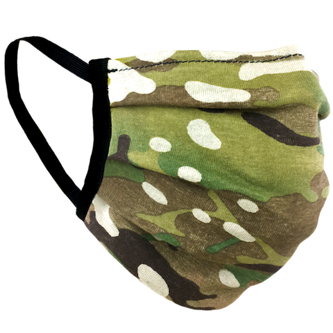 Multicam - Surgical Style Face Mask