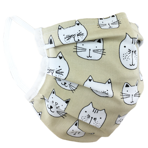 Purrfect - Washable & Reusable Surgical Style Face Masks