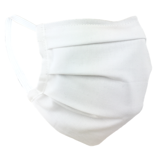 White - Surgical Style Face Mask