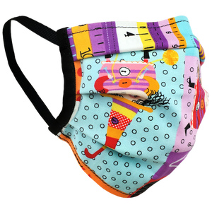 Stitch Witch - Surgical Style Face Mask