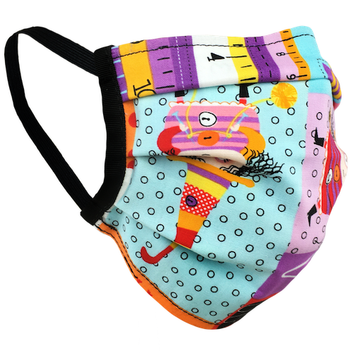 Stitch Witch - Washable & Reusable Surgical Style Face Masks