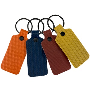 "Fire Hose Key Chain ""Cotati"""