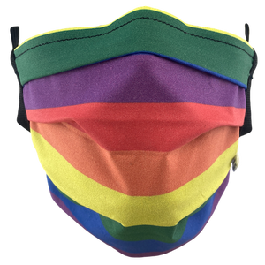 Rainbow Pride - Surgical Style Face Mask