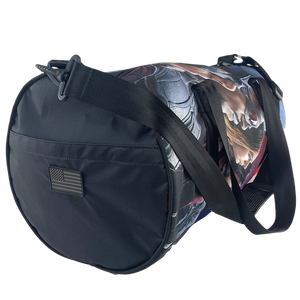 The Avengers Duffle Bag Black