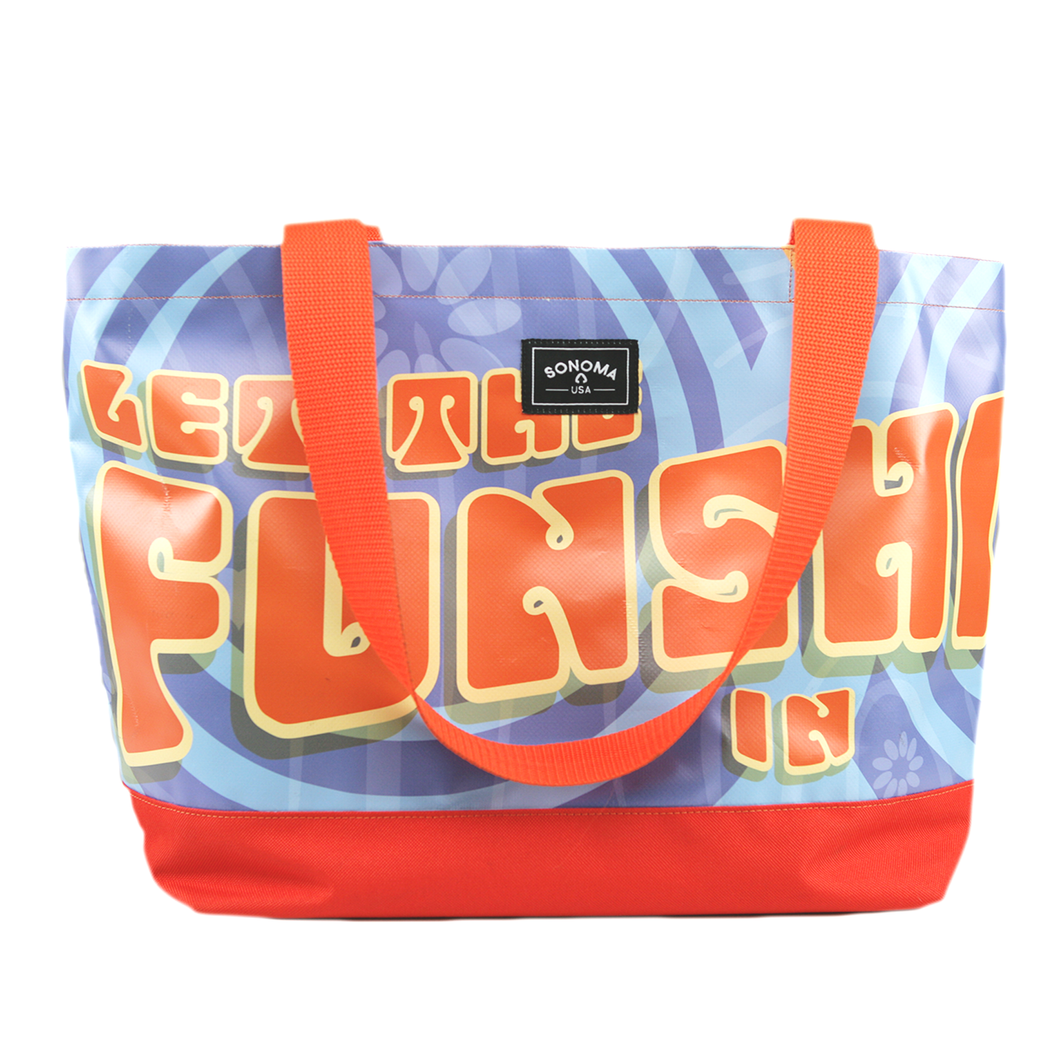 Marin County Fair 2017 Beach Tote Bag