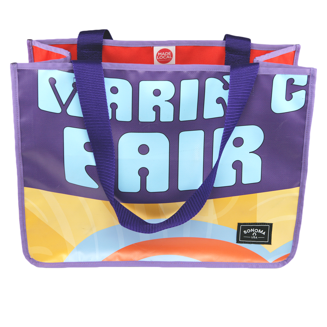 Marin County Fair 2017 Shopping Tote Bag