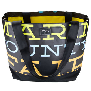 Marin County Fair 2018 Beach Tote Bag