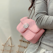 Marmont Pink small shoulder bag