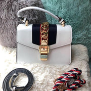 Sylvie leather mini bag