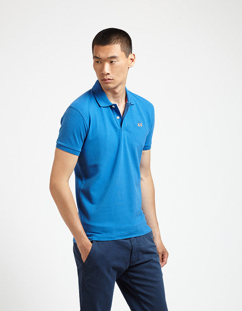 POLO LISA MC EDUARDO DAZZLING BLUE