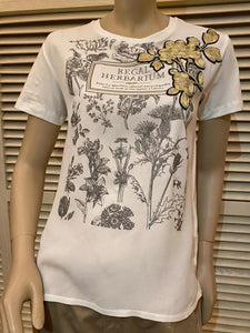 WOMAN TSHIRT VISCOSE VOILE