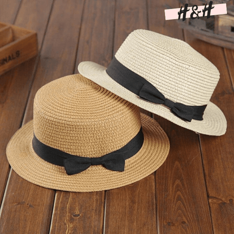 Harry and Hope DESIGN - Chapeau classique noeud papillon