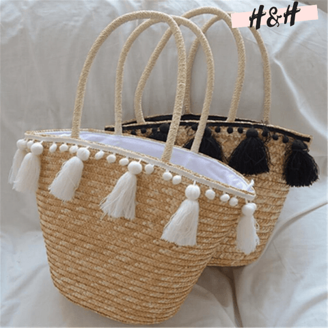 Harry and Hope DESIGN - Panier pompon