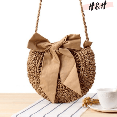Harry and Hope DESIGN - Sac en bandoulière rond
