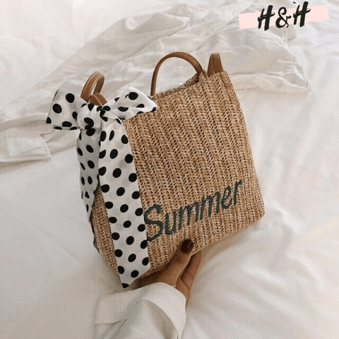 "Harry and Hope DESIGN - Sac bandoulière ""Summer"""
