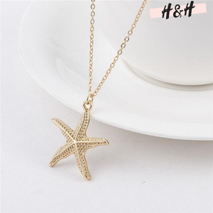 Harry and Hope DESIGN - Collier étoile de mer
