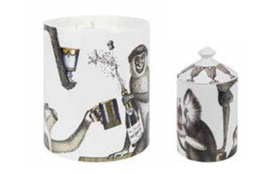 Load image into Gallery viewer, FORNASETTI SMALL APERITIVO CANDLE 10.5 OZ
