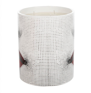 Load image into Gallery viewer, FORNASETTI MEDIUM BACIO CANDLE 32 OZ