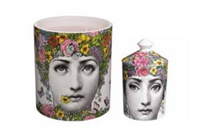 FORNASETTI LARGE FLORA CANDLE 67 OZ