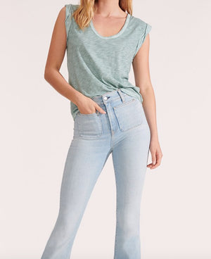 VERONICA BEARD HIGH RISE FLORENCE JEANS