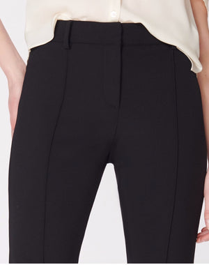 Load image into Gallery viewer, VERONICA BEARD  HIBISCUS PANT IN BLACK