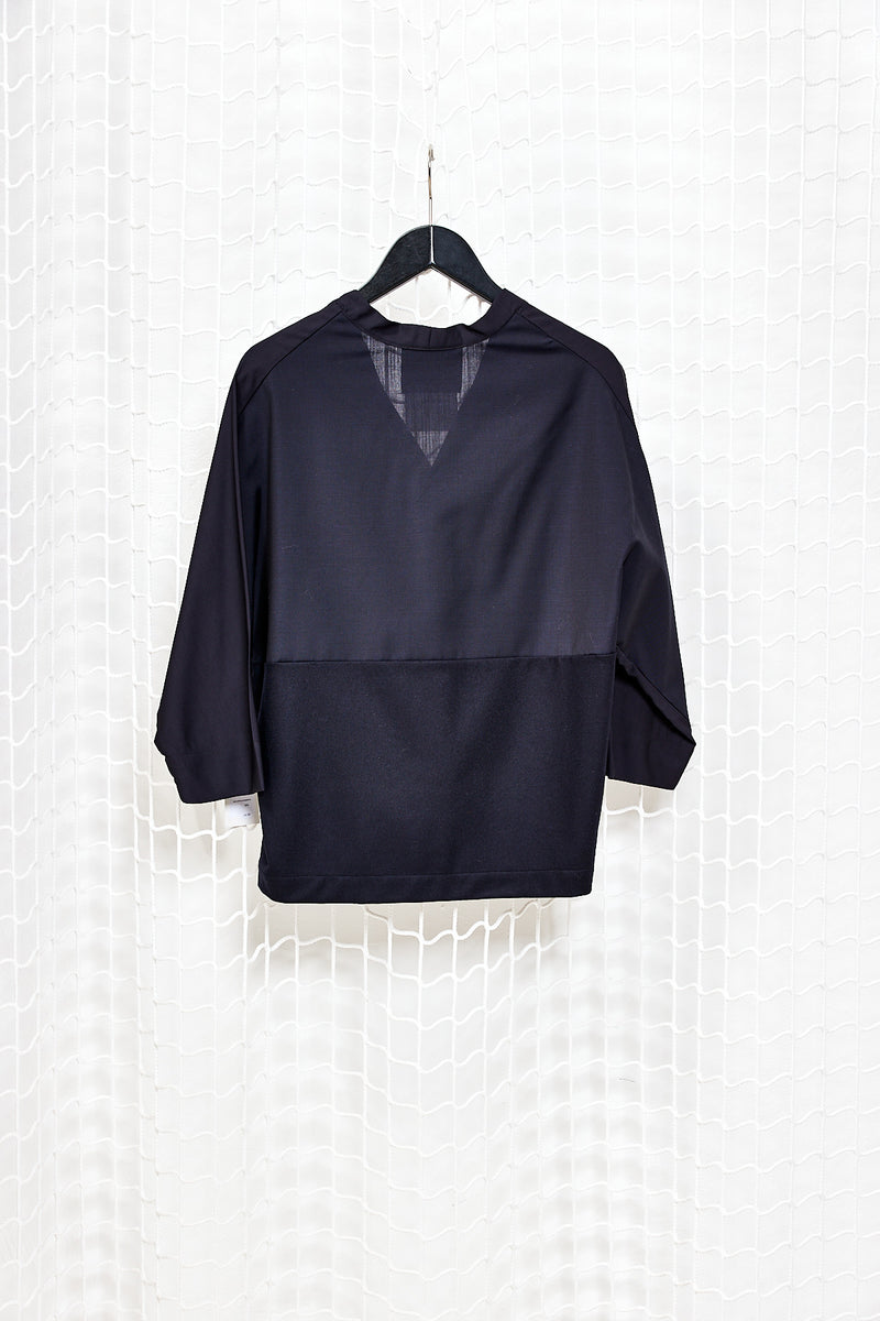 Dark Navy Shirt