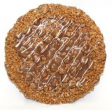 "Chocolate Pizza's -  9"" Round NEW SIZE"