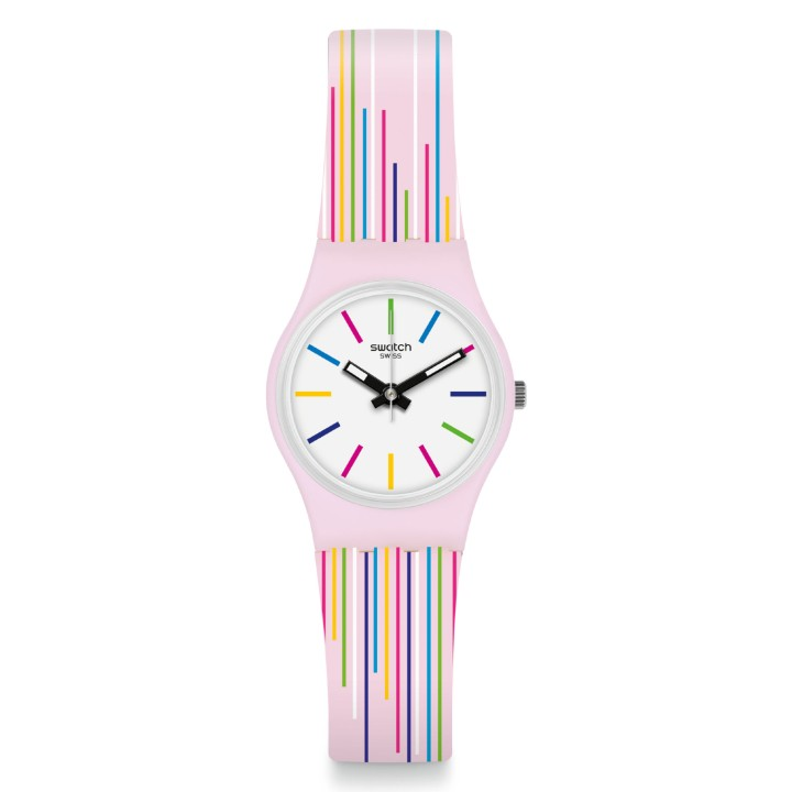 Swatch Pink Mixing