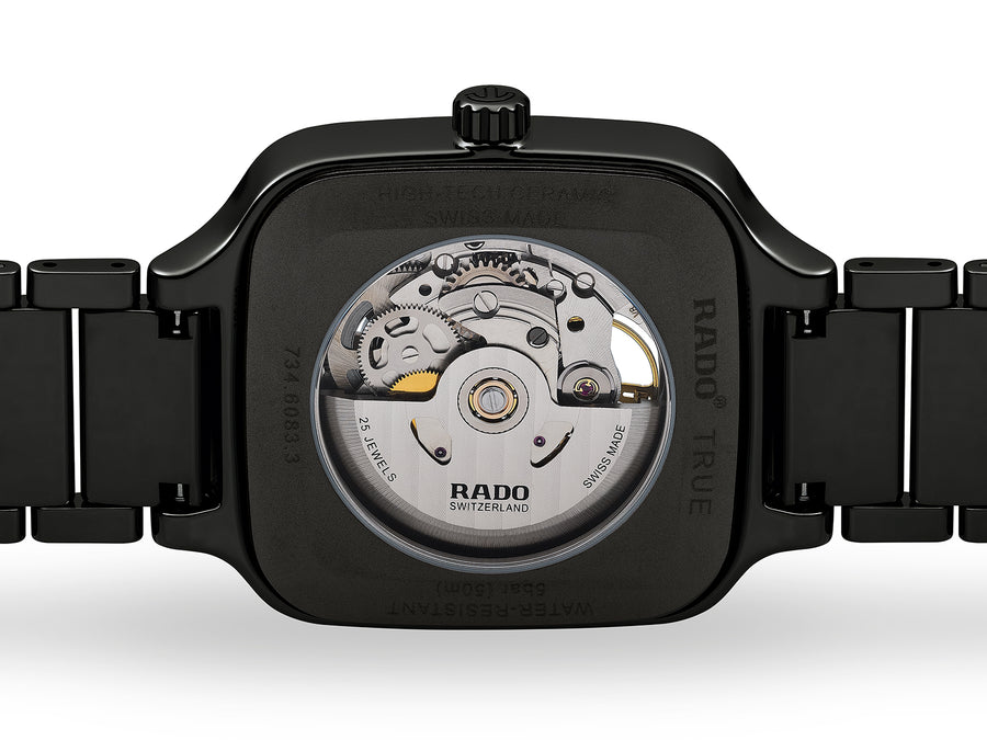 RADO True Square Automatic Open Heart