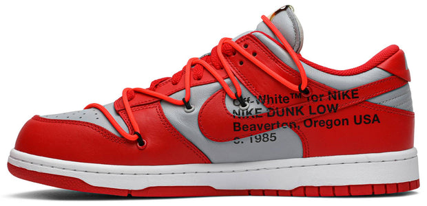 Nike X Off-White Dunk Low &