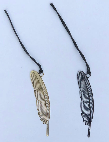 Bookmark - Feathers