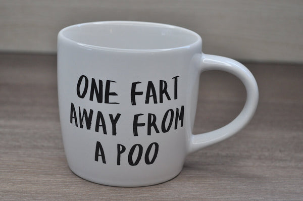Krus - One Fart Away From A Poo - 300 ml