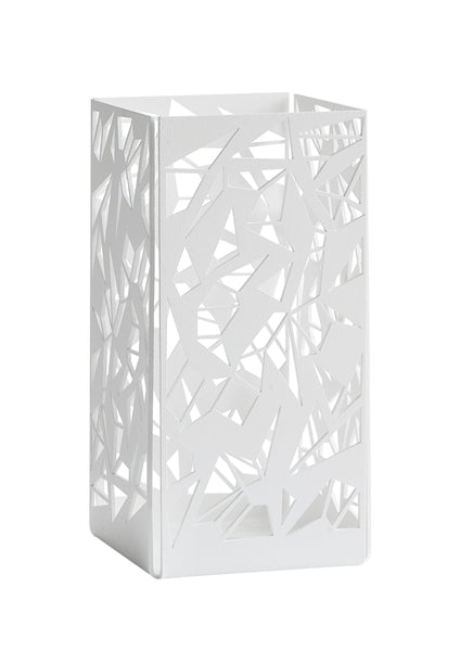 GEOHYGGE / Container / Candleholder - Large White