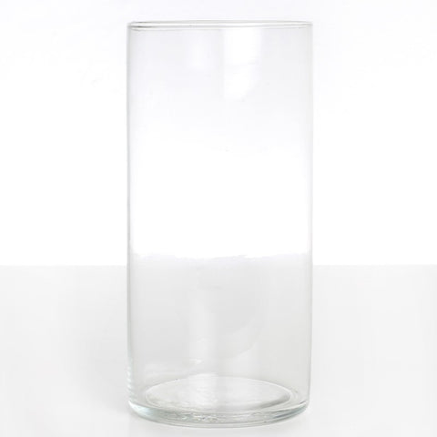 CLEAN insert of glass - Vase - Ø9 cm x H19 cm