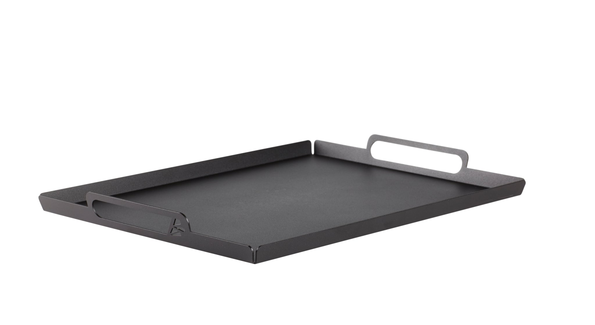 SERV - Turning tray - Black - L42 x W31 x H3,7 cm