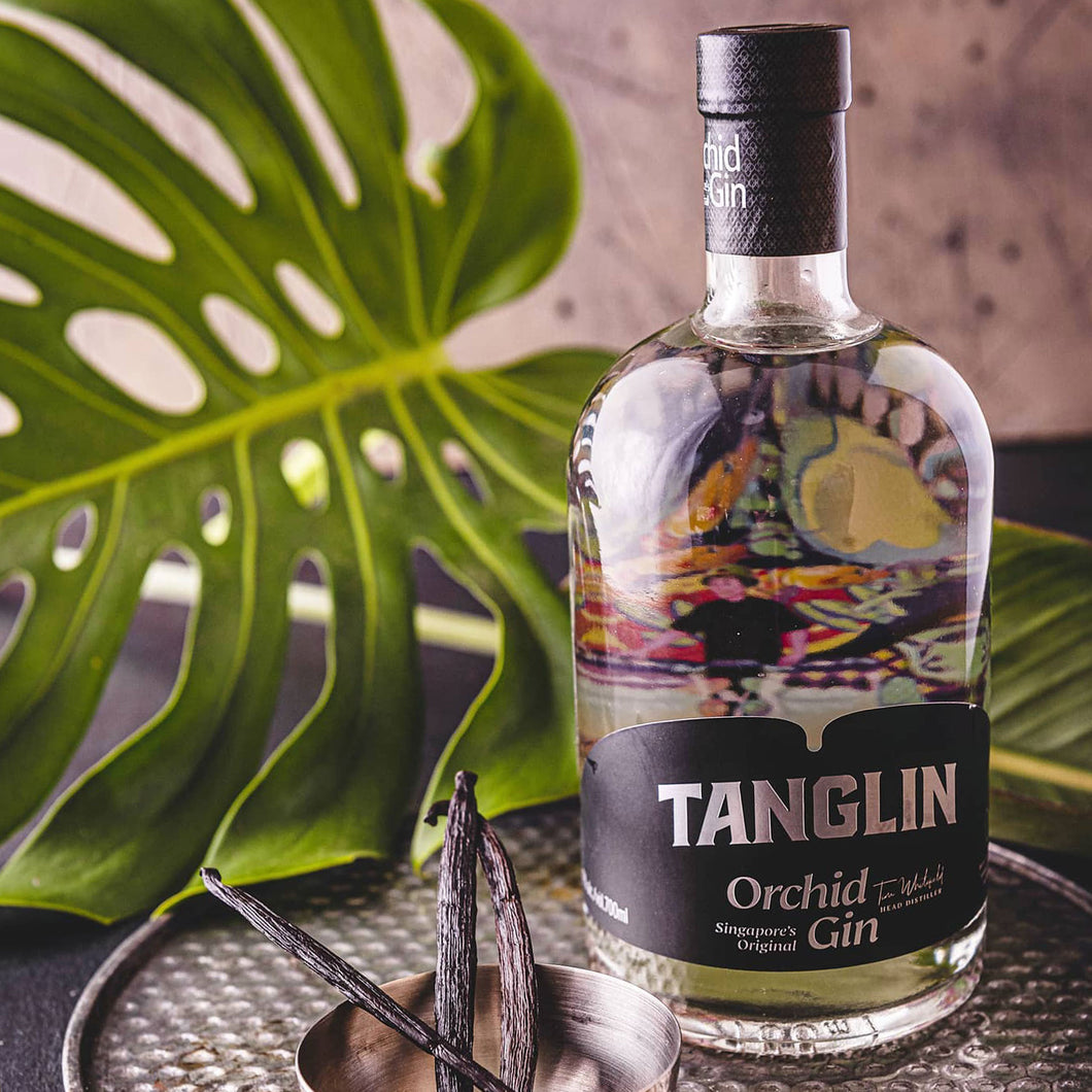 Tanglin Orchid Gin