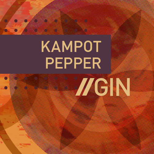 Kampot Pepper Gin