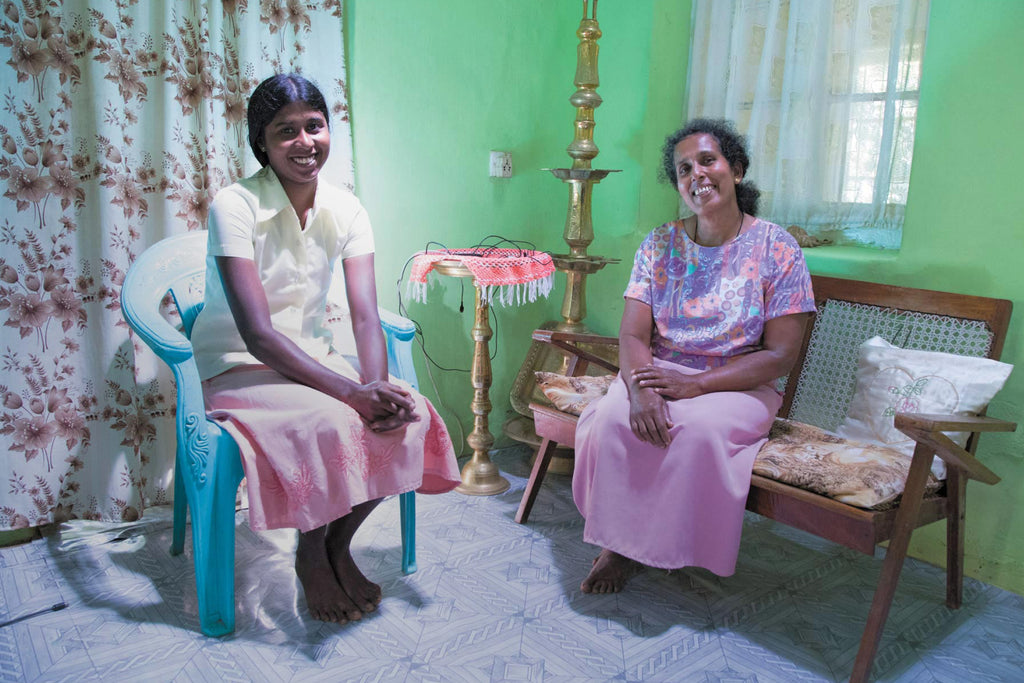 Spice Girls: The Sri Lankan forest farmers growing our organic ginger