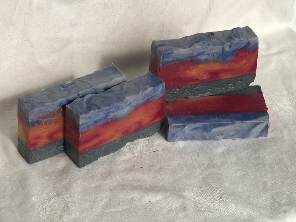 Sahara Sunset Soap
