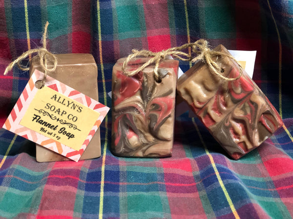 Flannel Soap