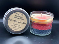 Fireside Hearth Soy Wax Candle