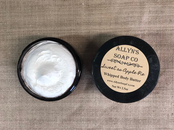 Sweet as Apple Pie Whipped Body Butter