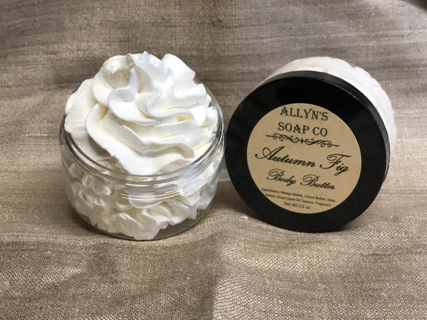 Autumn Fig Whipped Body Butter