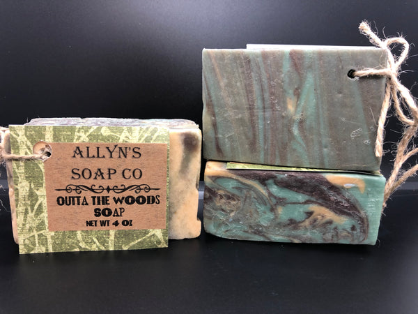 Outta the Woods Soap